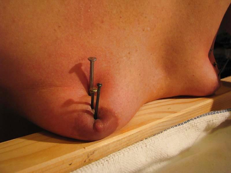 Penetration test nail
